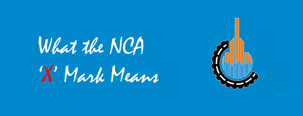 nca x sign featured image