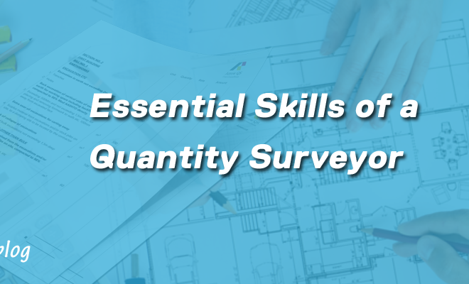 skills to become quantity surveyor