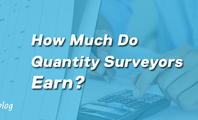 how much quantity surveyors earn