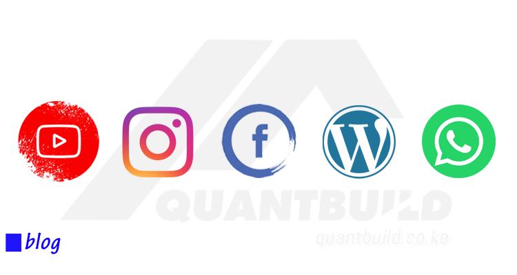 5 social media apps marketing construction business
