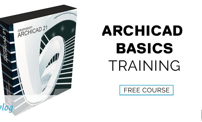 archicad basics training course