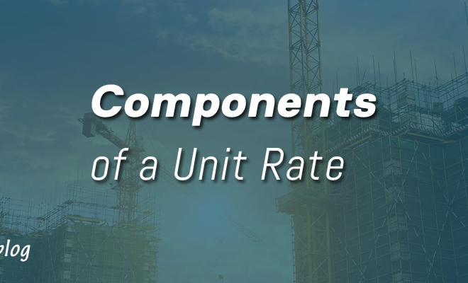 unit rate components