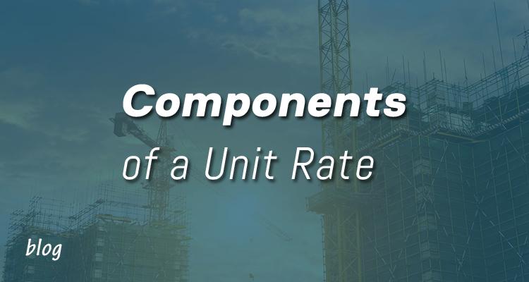 unit rate components