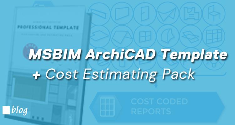 MSBIM ArchiCAD Professional Template